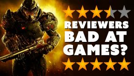 Reviewers Bad At Games? – The Know