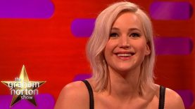 Jennifer Lawrence's Embarrassing Harrison Ford Party Story