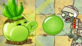 Plants vs. Zombies 2 – Every plant Power-Up!