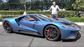 Ford GT – one incredible supercar if you can fork out $1 Million