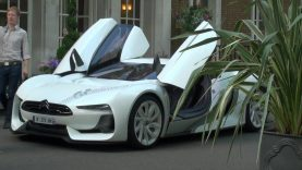 The incredible new Citroen Sitchin GT by Shmee150