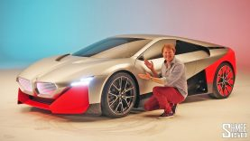 THIS is the Future of BMW M – BMW Vision M NEXT | FIRST LOOK