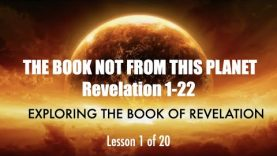 Revelation Chapter 1 – relating to 2020 – COSMIC TRUTHS ABOUT EARTH'S ORIGIN, PURPOSE and DESTINY – by Dr John Barnett