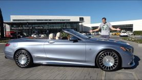 This is the incredible insane supercar Mercedes Maybach 650 Cabriolet by shmee