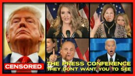Here's The CENSORED Trump Press Conference That EVERY AMERICAN Needs to See RIGHT NOW!!!